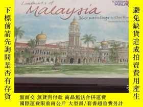 二手書博民逛書店Landmarks罕見of MalaysiaY321203 Kon Yit Chin (Illustrator
