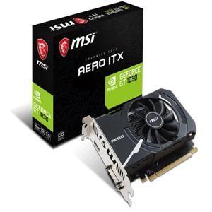 【綠蔭-免運】微星MSI GT1030 AERO 2G OC (DDR5) PCI-E顯示卡