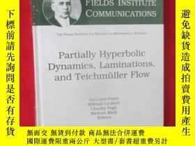 二手書博民逛書店Partially罕見Hyperbolic Dynamics,