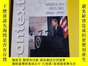 二手書博民逛書店An罕見Introduction to American His