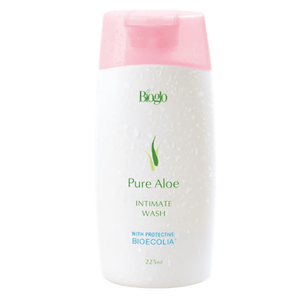 Bioglo 純淨蘆薈親密洗潔液 225ml 私密清潔 科士威 馬來西亞 【小紅帽美妝】