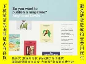 二手書博民逛書店So罕見You Want To Publish A Magazine?Y364682 Angharad Lew