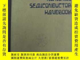 二手書博民逛書店national罕見semiconductor handbook