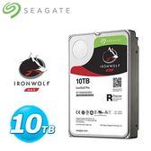 Seagate 那嘶狼【IronWolf Pro】10TB 3.5吋 NAS硬碟 (ST10000NE0004)