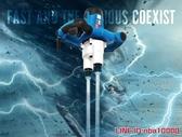 攪拌機東成Q1U-FF-120*2大功率雙旋桿D型手柄攪拌器膩子水泥涂料攪拌機 DF 免運CY潮流