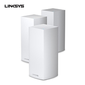 Linksys Velop AX4200 WiFi 6 三頻 網狀路由器 3入組 MX12600-AH 支援WPA3技術與WiFi 6 Mesh 覆蓋