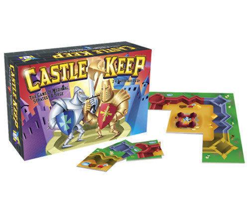 【樂桌遊】Castle Keep