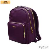 後背包 筆電收納 商務後背包 公事後背包 DC7048-PR 紫色 Sphere 斯費爾專賣