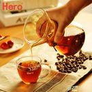 交換禮物 咖啡分享壺 手沖壺家用煮咖啡壺 懶人玻璃滴濾 濾杯壺套裝