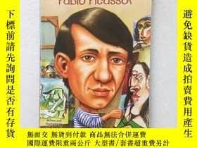 二手書博民逛書店Who罕見Was Pablo Picasso?Y11016 True Kelley(楚·凱利) 著 Peng
