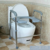 不銹鋼加固老人坐便椅孕婦防滑家用移動馬桶坐便器殘疾人坐便架子 快速出貨YJT