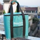 20L簡易外賣保溫箱折疊送餐飯盒袋大號鋁箔保溫袋冷藏袋保鮮冰包  一米陽光