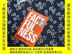二手書博民逛書店FACT罕見FUL NESSY267682 Hans Rosling Sceptre 出版2018