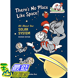 [106美國直購] 2017美國暢銷兒童書 There s No Place Like Space: All About Our Solar System