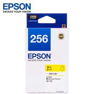 EPSON 原廠標準型黃色墨水匣 T256450(XP-701)