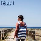 【新品上市 聖托里尼】德國 NOTABAG 諾特包 雙色諾特包 一體成型 好收納 防潑水 海灘包 夏日必備