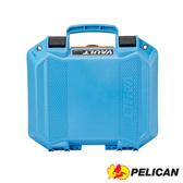 美國 PELICAN 派力肯 塘鵝 Vault系列 V100C 氣密箱 含泡棉 藍色 公司貨