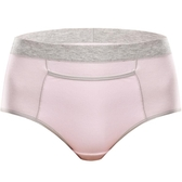 浪莎女士內褲女生理褲棉質面料高腰暖宮月經期防側漏衛生三角短褲 免運