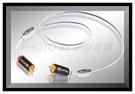 《名展影音》RCA/XLR版~荷蘭 Crystal Cable 訊號線 1米 Reference Diamond(Phono with ground wire)