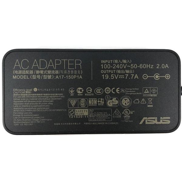 新款超薄 華碩 ASUS 150W . 變壓器 A17-150P1A UX580GD UX550GE UX580GE X571 X571G X571GT X571GD