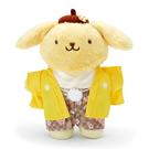 【震撼精品百貨】Pom Pom Purin 布丁狗~Sanrio 布丁狗絨毛娃娃-櫻花和服#93751