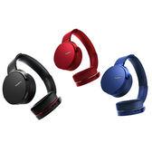 ★107/8/5前贈KKBOX 60天儲值卡 SONY MDR-XB950B1 無線耳機 EXTRA BASS 耳罩式