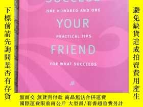 二手書博民逛書店Make罕見success Your friend成功建議101Y150732 Tim sole Tandem