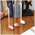 《不囉唆》卡通動物天鵝造型中性筆 造型筆/圓珠筆/原子筆/天鵝/文具(可挑色/款)【A296007】