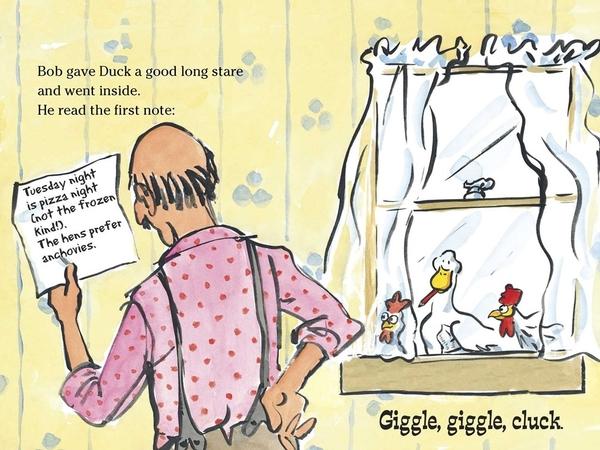GIGGLE, GIGGLE, QUACK/L2