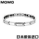 日本MOMO正品純鈦抗疲勞鈦手環鈦手鏈頸椎保健磁療項鏈防靜電手鏈 小山好物
