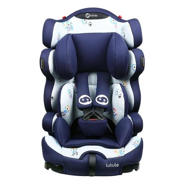 兒童安全汽車座椅嬰兒車載坐椅9個月-3-4-12歲寶寶安全座椅 熊熊物語