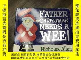 二手書博民逛書店father罕見christmas needs a wee!Y2