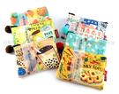 【收藏天地】文創紀念品*漫遊台灣插畫零錢包-特色美食系列(6款)