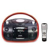 【中彰投電器】SAMPO手提(CD/MP3/USB/SD/遙控)收錄音機,AK-W1602UL【全館刷卡分期+免運費】