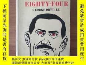 二手書博民逛書店(Longman罕見Study Texts) Nineteen Eighty-fourY198987 Geor