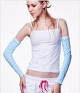 SUNSOUL/HOII/后益---新光感(防曬光能布)---袖套【M/L】UPF50+ 藍光 【有機樂活購】