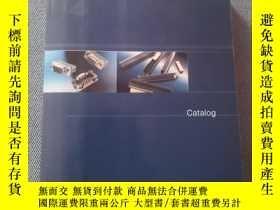 二手書博民逛書店ERNI罕見Catalog(目錄)Y367679