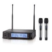 TEV 數位UHF真分集接收100頻道無線麥克風系統 TR8100TD