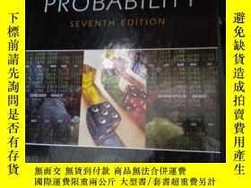 二手書博民逛書店First罕見Course in Probability, A (7th Edition)Y5803 Shel