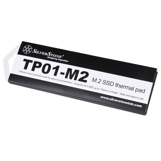 銀欣 SilverStone SST-TP01-M2 M.2 散熱貼片