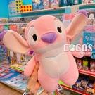 正版 花生 迪士尼 麻糬 抱枕 造型絨毛柔軟娃娃 玩偶 交換禮物 生日禮物 安琪款 COCOS SS099