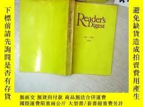 二手書博民逛書店READER S罕見DIGEST 1991 JAN-MAR 讀者