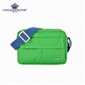【COLORSMITH】CE.方型側背包・CE1006-A-GN