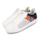 Royal Elastics 休閒鞋 Icon Manhood 白 藍 男鞋 運動鞋 懶人鞋 【PUMP306】 02094025