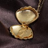 925純銀項鍊綿羊-精緻典雅百搭女吊墜子銀飾73v125【巴黎精品】