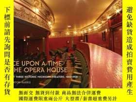 二手書博民逛書店Once罕見Upon a Time at the Opera H