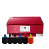 【搭250cc六色專用填充墨水】Canon PIXMA TS8270 多功能相片複合機