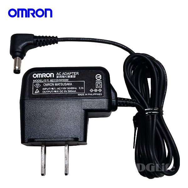 OMRON 歐姆龍血壓計專用 原廠變壓器(適用HEM7320,HEM7230,HEM7310,JPN500,JPN600,HEM8712)