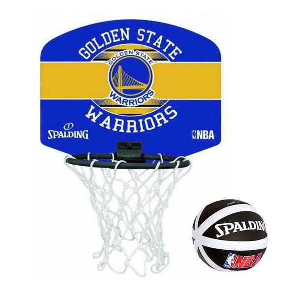 SPALDING 金州勇士隊小籃板 (Golden State Warriors 籃球 免運 ≡體院≡