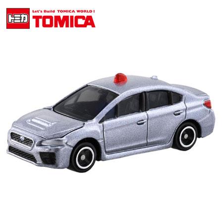 日貨 TOMICA No.02 SUBARU S4 UNMARKED POLICE CAR 速霸陸 真車系列 汽車模型 多美小汽車